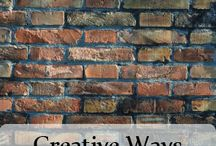 Walls Ceilings / by Terri Bowling