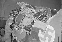 Captured soviet aircraft in Finland WW II
