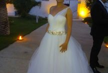 08/08/13 / My wedding #erricomaria #matrimonio #abitosposa #masseriasantachiara #love #ale e vito