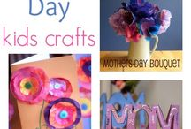 Mother's Day Crafts / by Brittney Folland