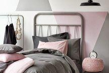 Pink - Grey