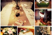 Rustic Chic Lucky In Love / https://www.AboveTheRestEvents.com