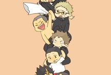 All Relevant to ~Haikyuu~