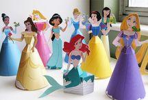Valen Cumple Princesas