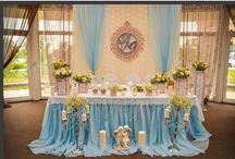 tavolo celeste