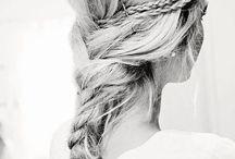 Mieć coś takiego na głowie <3 / Inspirujące fryzury..