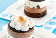 wedding food/dessert ideas / by Kyle Unfug