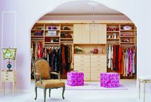 Clever closets, wonderful wardrobes