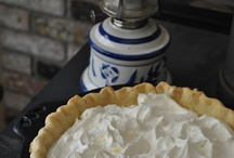 Pies / by Charley {Cooke's Frontier}