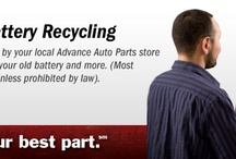Free Services and Special Deals! / Check out the FREE services we offer at your local Advance Auto Parts store! You can get your wipers replaced, oil recycled, or car battery installed! We can help you with all your car care needs! We've also got great deals and specials to share with you on this board!