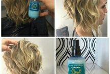 Beach  spray for Messy Hair