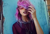 Hair Colors and LooK / by AleMcAllister Pinkpop