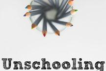 Unschooling / Unschooling Homeschool, Unschooling Preschool, Unschooling Kindergarten, Unschooling Ideas, Unschooling Tips, Unschooling Activities