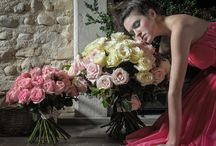 My floral work / My floral work./ Le nostre creazioni e allesitmenti floreali