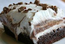 in case i ever cook...dessert / by Nanette Johnson