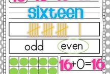 Math ideas / by Barb Loyd
