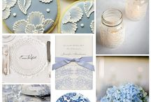 Calming Blue Hues / A collection of pictures, both found and created in calming shades of blue