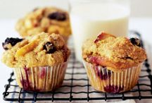 Nashi Pear Muffins & Angel Cake / by Chi Anh Dao