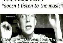 | BANDS | / BMTH, SWS, PTV, BVB, BFMV, FOB...