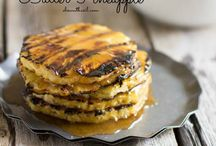 Grill Love / Grilled Pineapple / by Sharon Gray