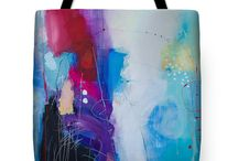 Tote Bags / Art Tote Bags