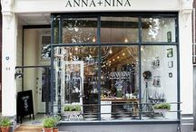 Concept stores / Shops we love in Amsterdam