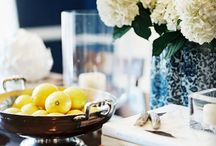 Home Styling / by Yana Puaca | NoMad Luxuries