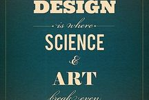 Words to Design and Live By / Inspiring design quotes. #quotes #inspiration #design