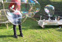Luft - seifenblasen