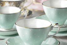Tea cups / by Julia Lee