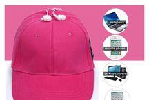 Cap Baseball Bluetooth