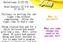 *Bible:Fruit of the Spirit