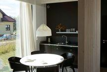 White Architecture / white design, simple, clear,