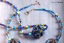 Beaded beads 1