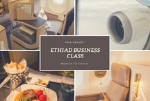 Airline, Lounge and Flight Reviews