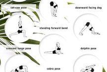 Yoga mot träningsvärk