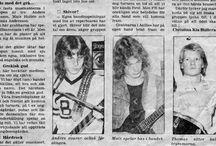 Akilles / Tranåsbandet Akilles, Mats Hulthen gitarr, Anders Schierbeck bas och Thomas Kisa Andersson trummor