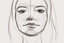 Faces Sketchy