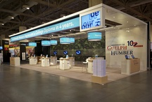 Exhibits / Holman worked with a number of universities to design and fabricate their booths for the Ontario Universities Fair