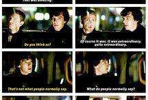 Sherlock / Duh.