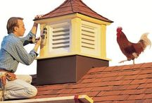 Charming Cupolas / The coolest, most creative cupolas we've seen. / by Larson Shutter Company