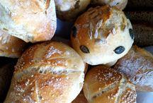 Brot, Semmeln etc