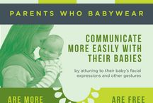 Benefits of Babywearing / How Babywearing helps you and your baby