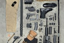 Private security tactical loadout / airsoft recon, detailed setup