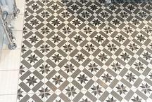 Encaustic Tile Cleaning