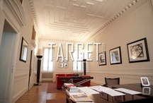 Representative offices in Milan / Interior design of representative offices in the historic buildings in Milan