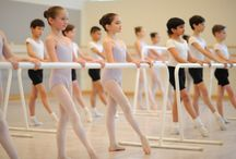 The Young Dancer / Join us in the ballet studio with inspiration from San Francisco Ballet School.