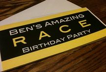 Kaceys amazing race party