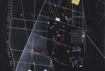 Zaha Hadid drawings / Zaha Hadid drawings