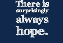 hope / by Jessica Newhouse